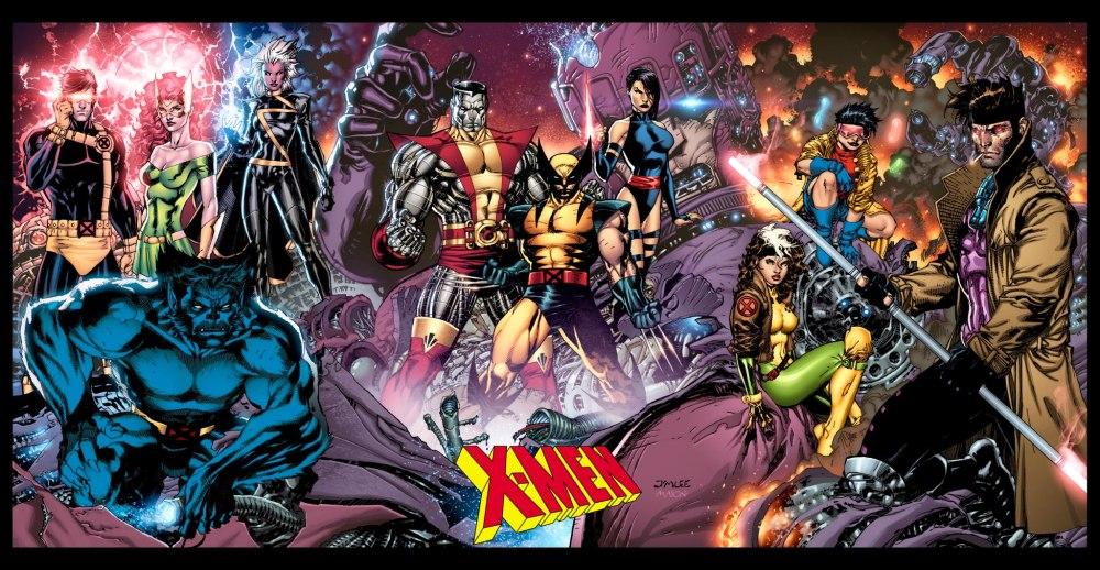 Jim-Lee-X-Men